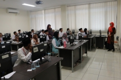 Laboratorium Komputer Menjadi Tempat Seleksi OSKI PTKIN 2019
