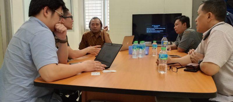 Pembaruan Perangkat Lenovo  Serta Diskusi Mengenai Kebutuhan Komputer dan Server di UIN Sunan Gunung Djati Bandung