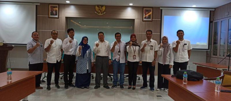 Meeting Bersama Antara UIN Bandung dan Telkom