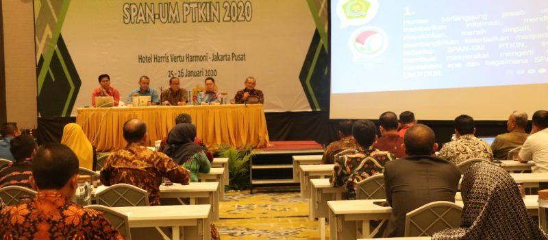 Humas Garda Terdepan Peningkatan Marwah SPAN-UM PTKIN 2020