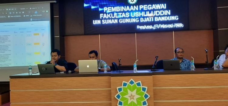 UIN Bandung Terapkan Moderenisasi Laporan Kinerja Dosen